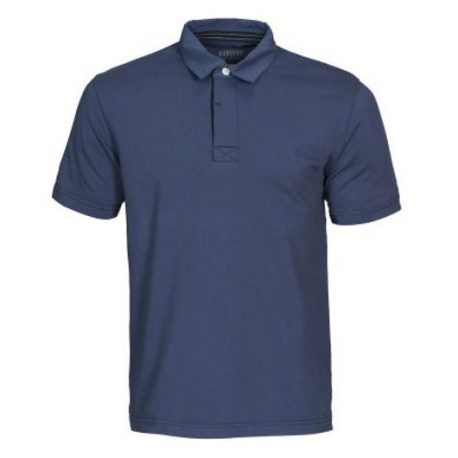 Amherst Vintage Polo Faded blue