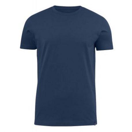 Harvest American U T-shirt Vintage blauw