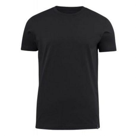 Harvest American U T-shirt Zwart