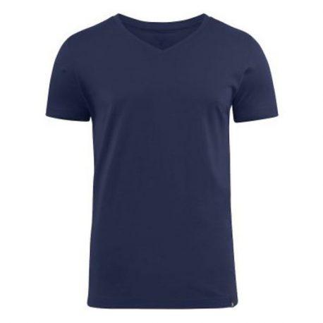 Harvest American V T-shirt Marine