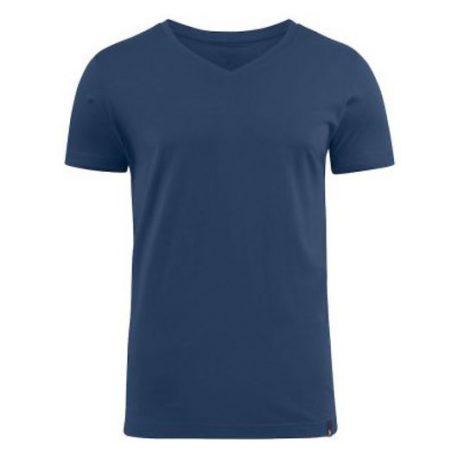 Harvest American V T-shirt Vintage blauw