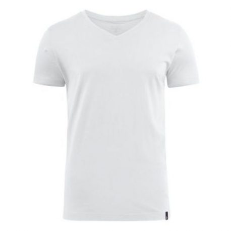 Harvest American V T-shirt Wit