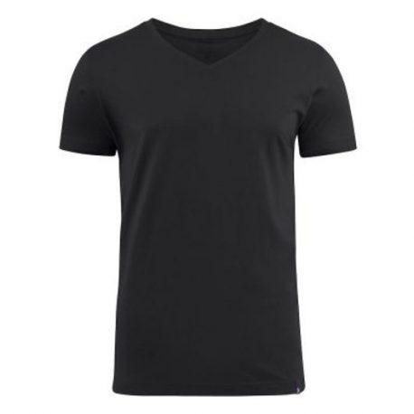 Harvest American V T-shirt Zwart