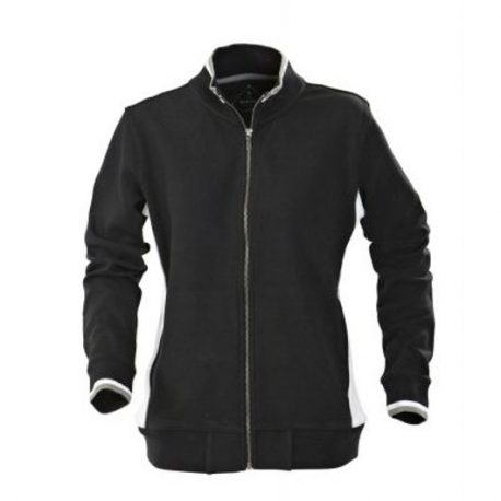 Harvest Apex Ladies Piqué Jacket zwart
