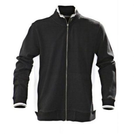 Harvest Atlanta Piqué Jacket zwart