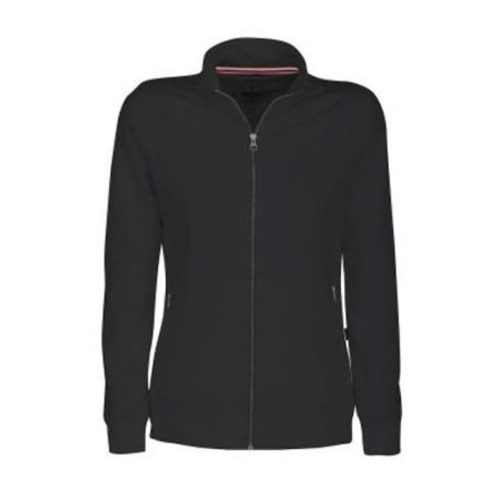 Harvest Novahill Lady Sweatjacket zwart