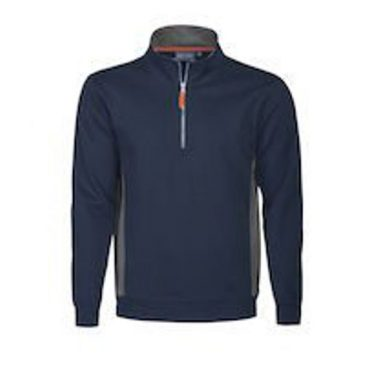MacOne Bill sweat half zip