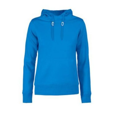 Printer Fastpitch Lady hooded sweater