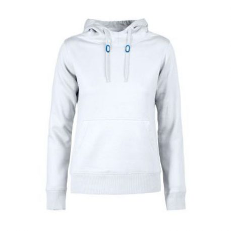 Printer Fastpitch Lady hooded sweater wit