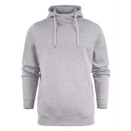 Printer Fastpitch hooded sweater RSX Grijs melée