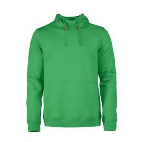 Printer Fastpitch hooded sweater RSX frisgroen