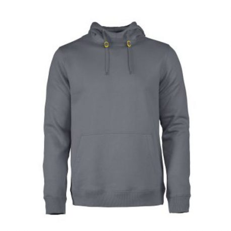 Printer Fastpitch hooded sweater RSX staalgrijs