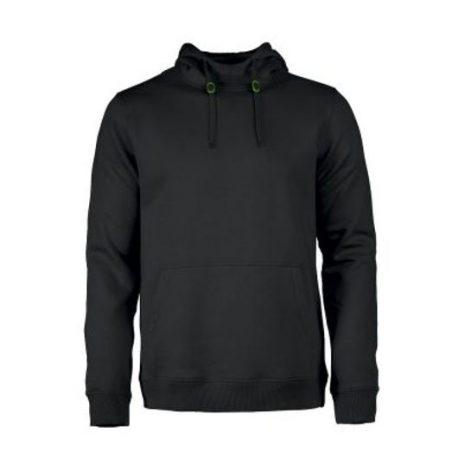 Printer Fastpitch hooded sweater RSX zwart