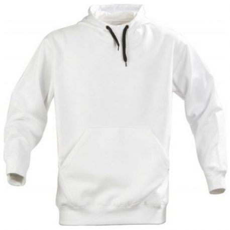 Printer Fastpitch hooded sweater wit