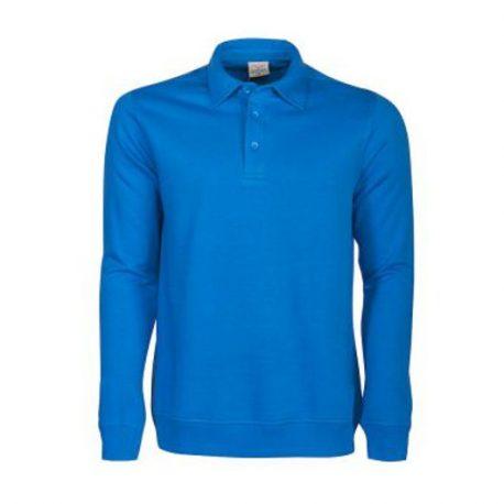 Printer Homerun Sweatshirt oceaanblauw