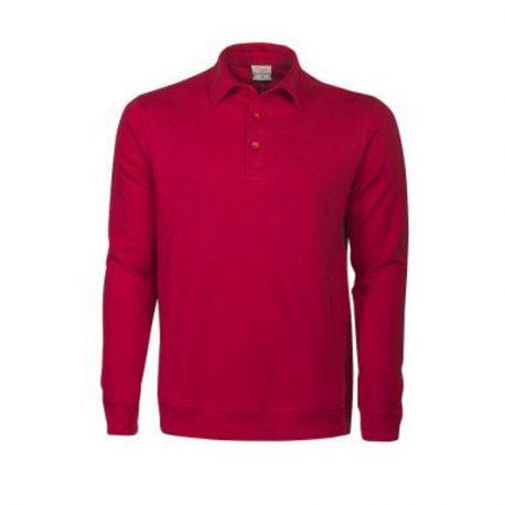 Printer Homerun Sweatshirt rood
