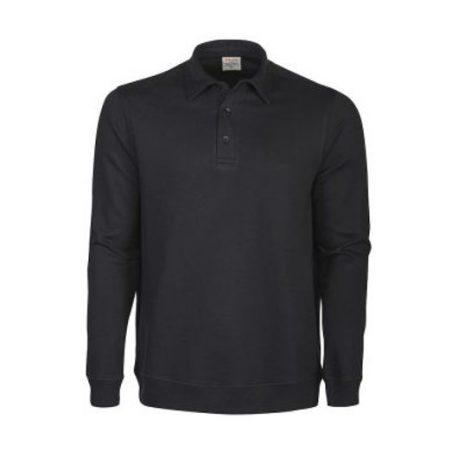 Printer Homerun Sweatshirt zwart