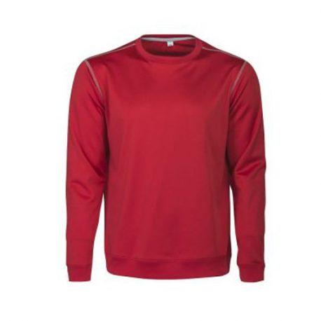 Printer Marathon Junior sweater rood