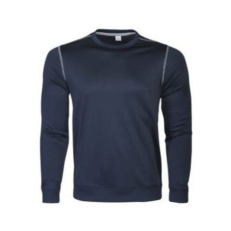 Printer Marathon crewneck sweater marine