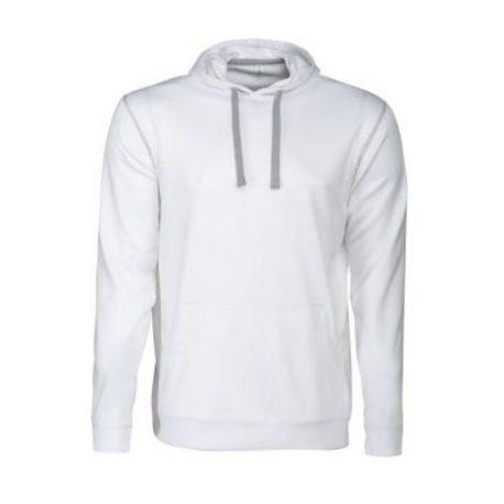 Printer Pentathlon hooded Sweater wit