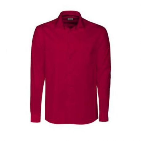 Printer Point Shirt rood