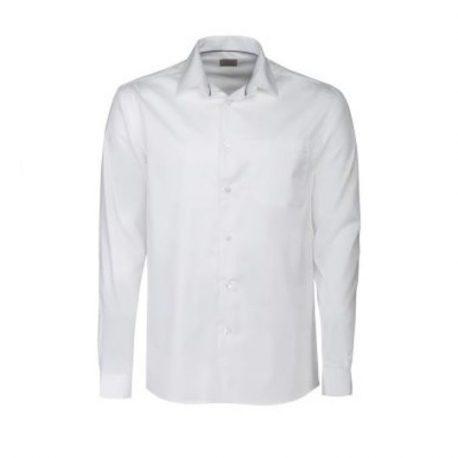 Printer Point Shirt wit