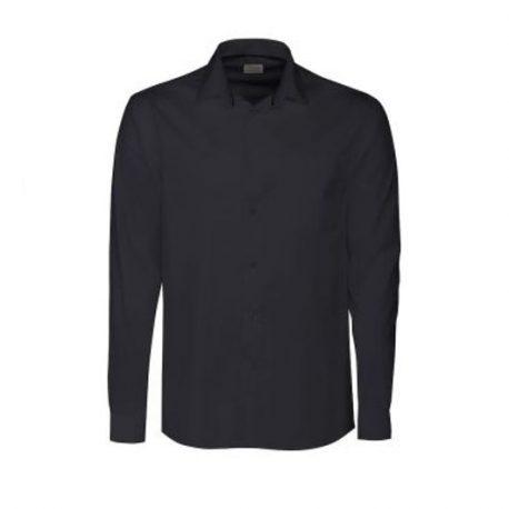 Printer Point Shirt zwart