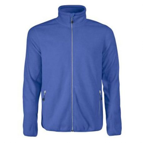 Printer Rocket Fleece Jacket blauw
