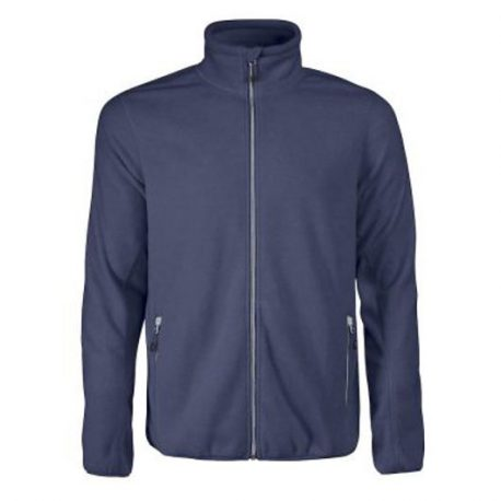 Printer Rocket Fleece Jacket marine