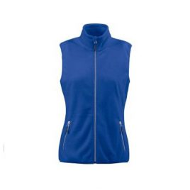 Printer Sideflip Lady Fleece Vest