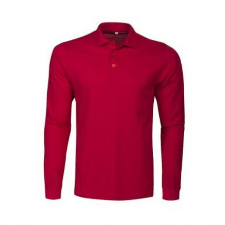 Printer Surf RSX Long sleeve rood
