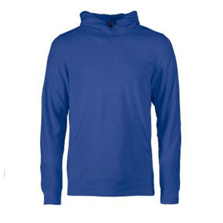 Printer Switch Fleece Hoodie blauw