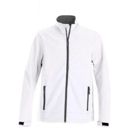 Printer Trial Softshell Jacket wit