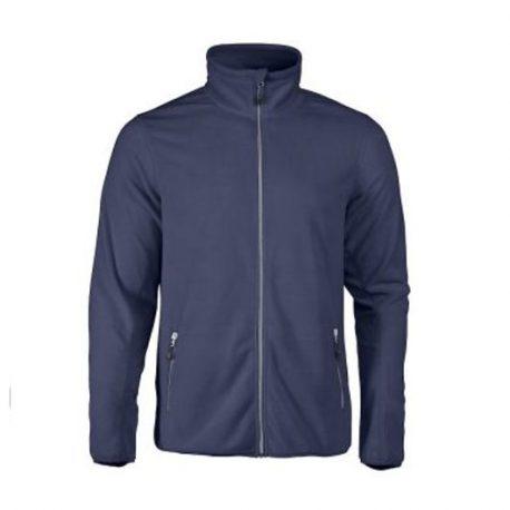 Printer Twohand Fleece Jacket marine