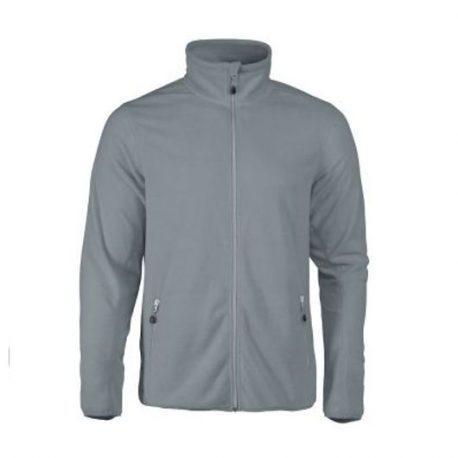 Printer Twohand Fleece Jacket metaalgrijs