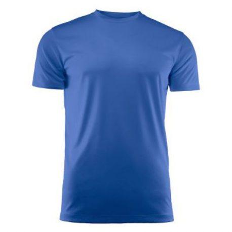 Run Active t-shirt blauw
