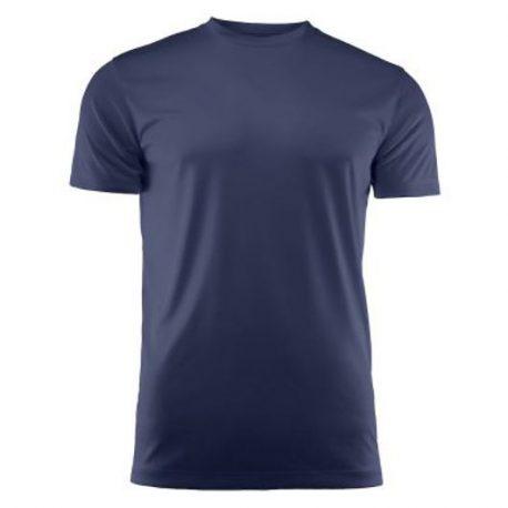 Run Active t-shirt marine