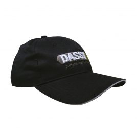 DASSY® Triton Kids ZWART (voorkant)