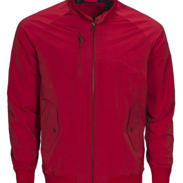 Harrington Jacket rood