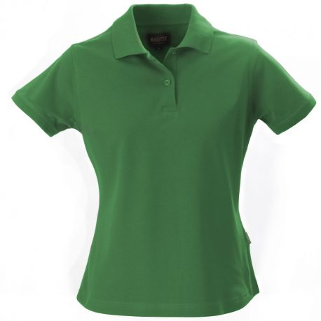 Harvest Albatross Ladies Stretch Polo lentegroen