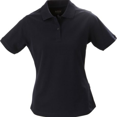 Harvest Albatross Ladies Stretch Polo marine