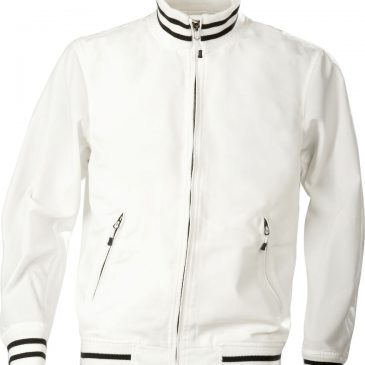 Harvest Garland Jacket wit