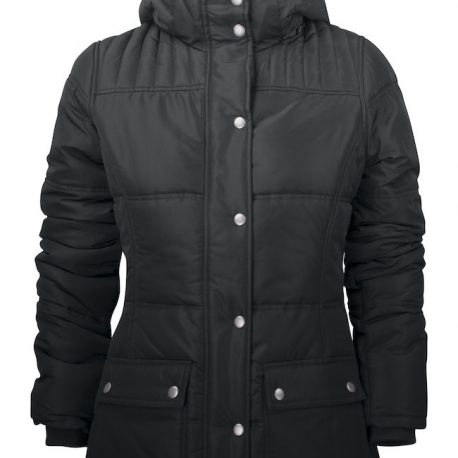 LUGE LADY WINTER JACKET Zwart