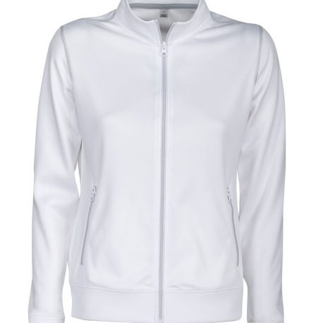 Printer Duathlon Lady Sweatshirt Jacket wit