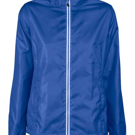 Printer Fastplant Lady Windbreaker blauw