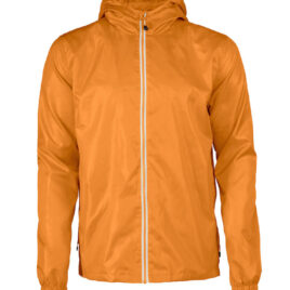 Printer Fastplant Windbreaker oranje