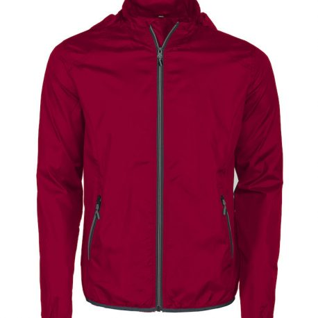 Printer Headway Windbreaker rood