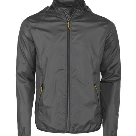 Printer Headway Windbreaker staalgrijs
