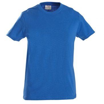 Printer Heavy t-shirt Lady oceaanblauw