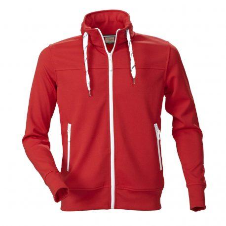 Printer Jog Lady Sweatshirt rood